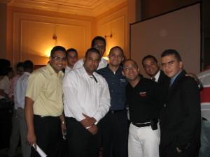 Grupo de Speaker y Staff IT PROS Dominicana