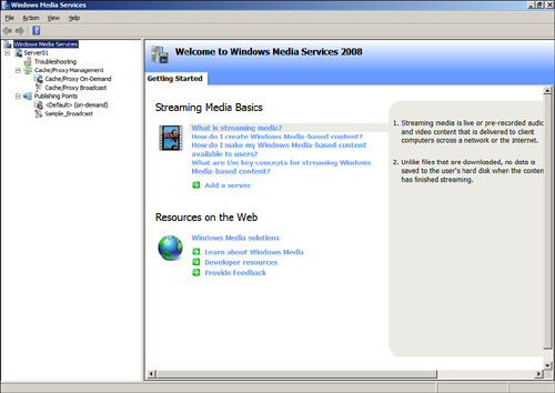 Instalar Windows Media Services en Windows Server 2008 R2 ...